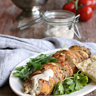 Grilled Chicken With Peppercorn Sauce Recipes