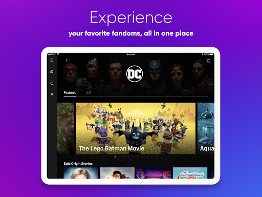 HBO Max: Stream HBO, TV, Movies & More screenshot 12