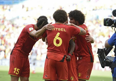 Gagnez des places pour le match Belgique - Pays de Galles