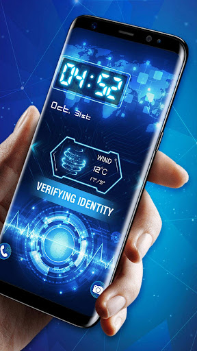 Scan Fingerprint to Unlock (Prank) 9.2.0.1770 screenshots 1