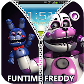 Funtime Freddy Zipper Lock