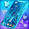 Water Drops Live Wallpaper 💧 Rain 4K Wallpapers APK