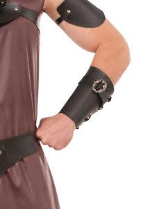 Armskydd, medeltid