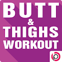 Butt & Thighs 30-Day Workout icon