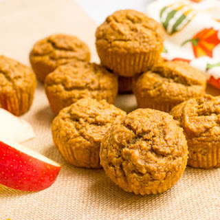 Apple And Butternut Squash Muffins