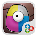 Monster GO Launcher Theme icon