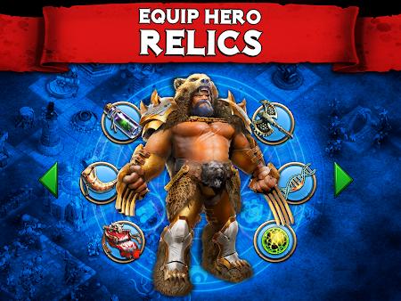 Heroes of War: Orcs vs Knights 1.2.4 screenshot 30485