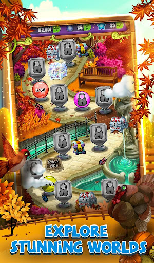 Mahjong Solitaire: Grand Autumn Harvest apktreat screenshots 2