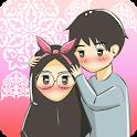 Romantic Muslim Wallpaper icon