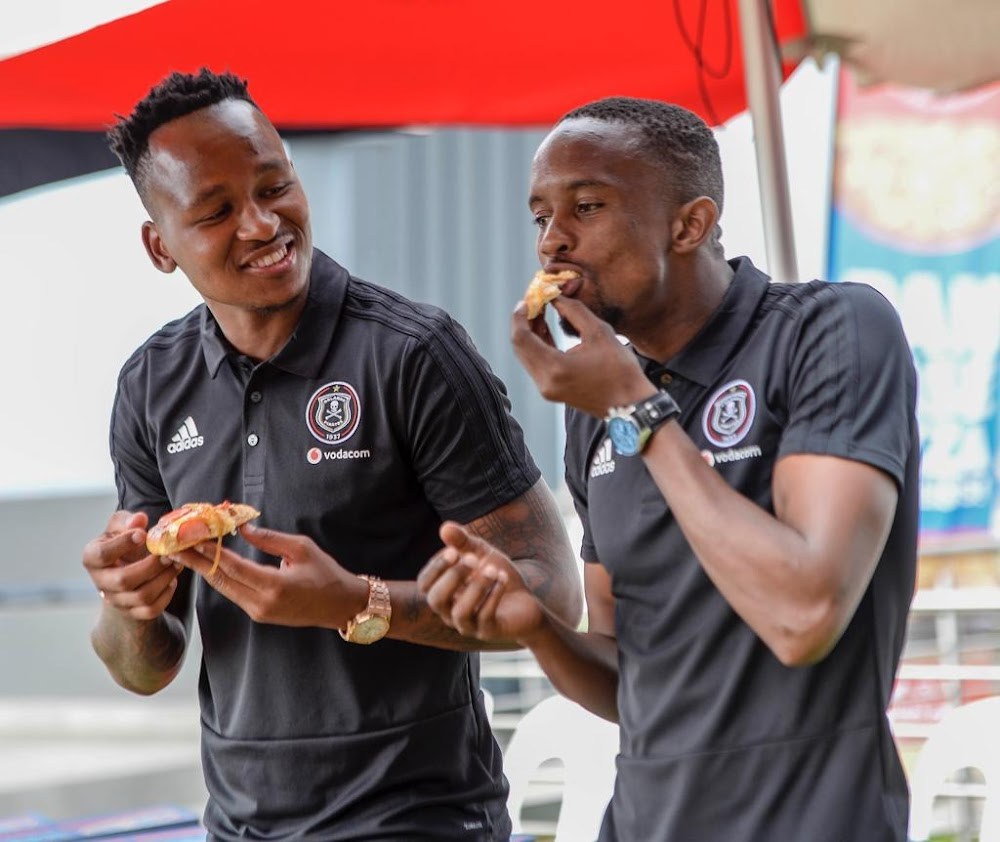 Romans to launch new Orlando Pirates pizza meal