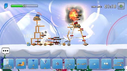 Eggineers - physics machine, construct weapon, pvp screenshots 2