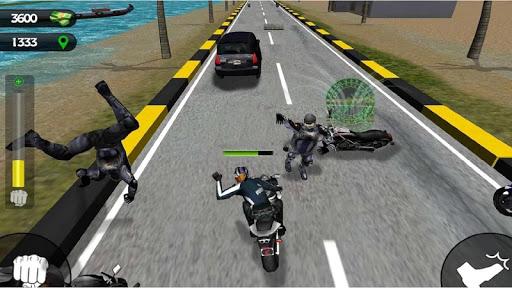 自転車攻撃レース:スタントライダー