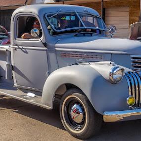 by Jim Harris - Transportation Automobiles ( old, truck, farm truck, antique, classic )