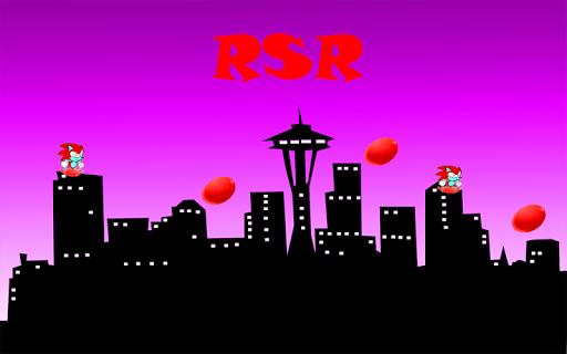 Red Sonic Run RSR