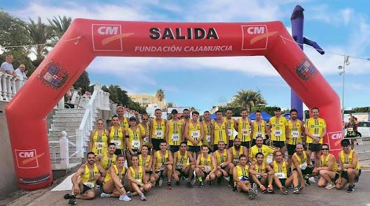 El club de atletismo lanza el reto de correr en casa por salud y solidaridad