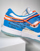 off-white x futura x nike dunk low unc