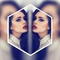 MirrorPic Photo Mirror collage icon