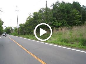 動画: 道坂峠を越えたらひたすら出発地に向かいます。
