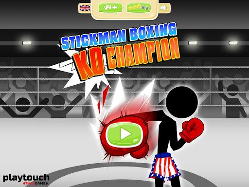 Stickman Boxing KO Champion hack tool