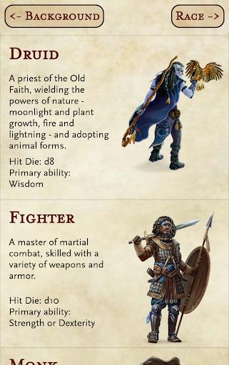 Download 5e Character Sheet MOD APK 1