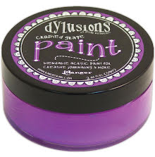 Dylusions Paint 59 ml - Crushed Grape