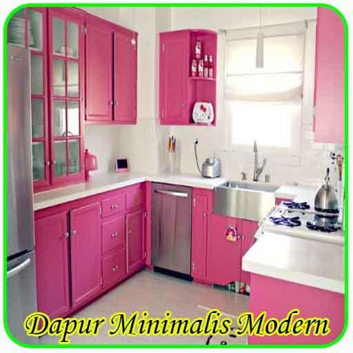 Dapur Minimalis Modern Screenshot