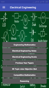 Electrical Engineering:(GATE, SSC JE, RRB JE, ESE) App Download For Android 2