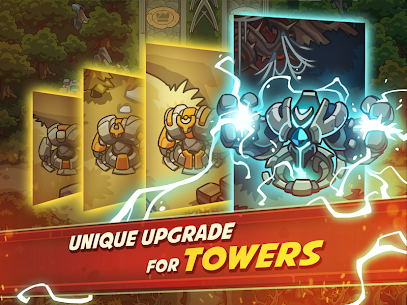 Empire Warriors Premium: Tower Defense Games 4