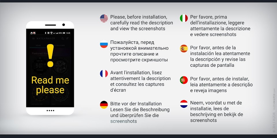 android vwPack 1 Screenshot 1