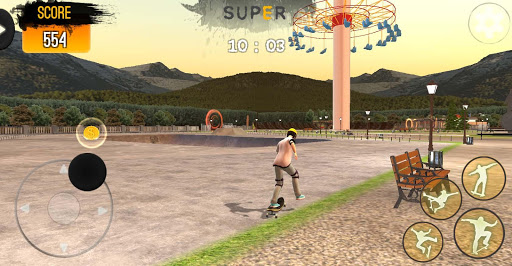Freestyle Extreme Skater: Flippy Skate screenshots 15