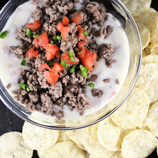 Beefy Queso Dip.