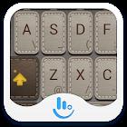TouchPal Leather Theme icon