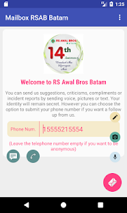 Kotak Surat RS Awal Bros Batam- screenshot thumbnail