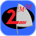 3d Sailing Simulator, 2sail icon
