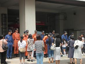 Photo: 世田谷消防署本署の皆さま、いつも御苦労さま。