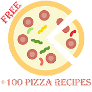 +100 pizza recipes  offline