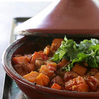 Ginger And Vegetable Tagine
