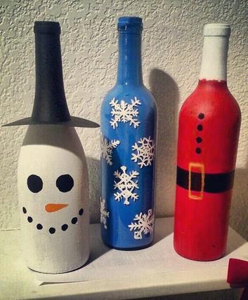 Diy wine bottle craft ideas android apps on google play for How to make wine bottle crafts