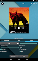 Screenshot of Poweramp Music Player (Trial)