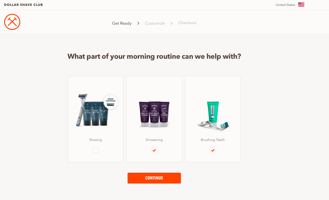 Dollar Shave Club Segmentation Example | Audience Segmentation: What it is, How to Use It, and Examples