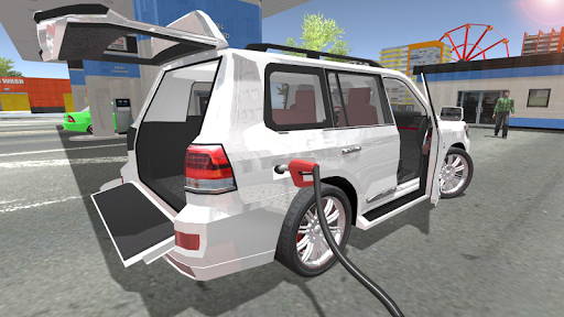 Car Simulator 2 painmod.com screenshots 4