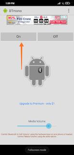 BTmono App
