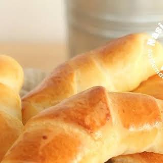 Butter Bread Rolls 咸奶油面包卷.