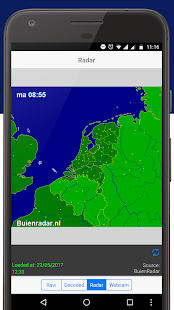 AeroWeather Screenshot