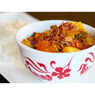 The Best Vegetable Curry