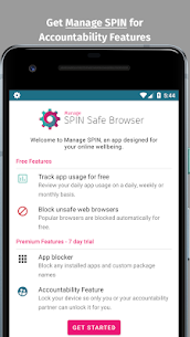 SPIN Safe Browser: Best Filtered Website Browser App Latest Version Download For Android and iPhone 4