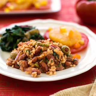 Spanish Rice Beans Recipes.