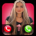 Addison Rae Call - Fake video call with Addison icon
