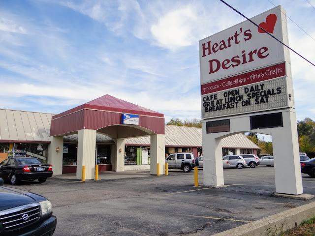 Heart's Desire, Elkhart, Indiana