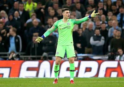 Kepa remplacé entre les perches de Chelsea dès mardi?